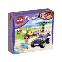 Klocki LEGO Friends 41010 Plażowy Łazik Olivii