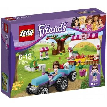 Klocki LEGO Friends 41026 Owocowe Zbiory