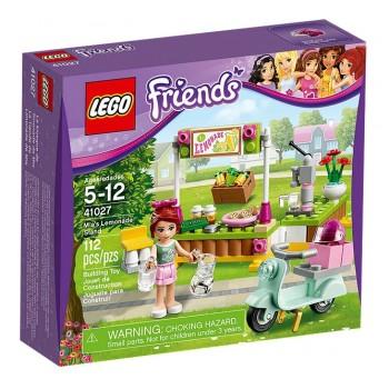 Klocki LEGO Friends 41027 Stoisko MII z Napojami