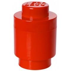 LEGO Pojemnik Okrągły na zabawki Czerwony