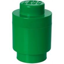 LEGO Pojemnik Okrągły na zabawki Zielony