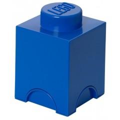 LEGO Pojemnik 1 na zabawki 12,5 x 12,5 cm Niebieski