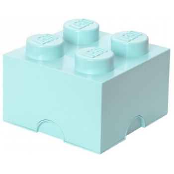 LEGO® Pojemnik 4 na zabawki 25 cm Aqua