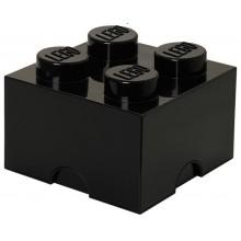 LEGO Pojemnik 4 na zabawki 25 cm Czarny