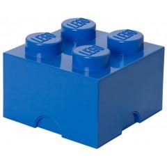 LEGO Pojemnik 4 na zabawki 25 cm Niebieski