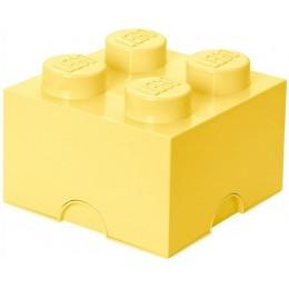 LEGO® Pojemnik 4 na zabawki 25 cm Piaskowy