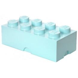 LEGO Pojemnik 8 na zabawki 50cm kolor Aqua
