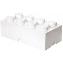 LEGO Pojemnik 8 na zabawki 50cm kolor Biały
