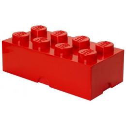 LEGO Pojemnik 8 na zabawki 50cm kolor Czerwony