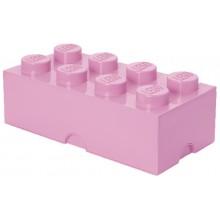 LEGO® Pojemnik 8 na zabawki 50cm kolor Jasny Róż