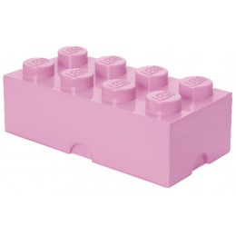 LEGO Pojemnik 8 na zabawki 50cm kolor Jasny Róż