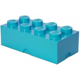 LEGO Pojemnik 8 na zabawki 50cm kolor Lazurowy