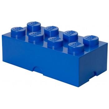 LEGO Pojemnik 8 na zabawki 50cm kolor Niebieski