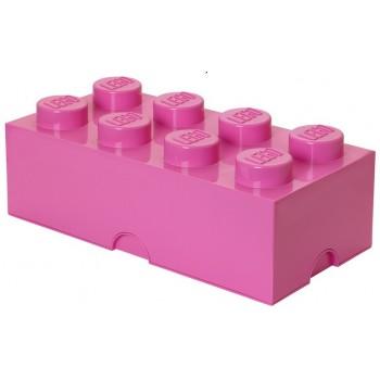 LEGO® Pojemnik 8 na zabawki 50cm kolor Różowy