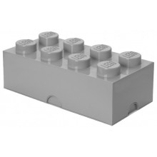 LEGO Pojemnik 8 na zabawki 50cm kolor Szary