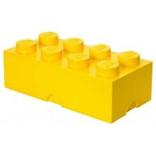 LEGO Pojemnik 8 na zabawki 50cm kolor Żółty