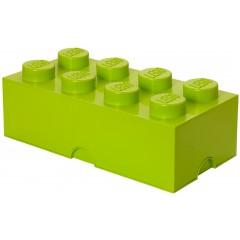 LEGO Pojemnik 8 na zabawki 50cm kolor Limonka