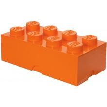 LEGO® Pojemnik 8 na zabawki 50cm kolor Pomarańczowy