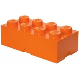 LEGO Pojemnik 8 na zabawki 50cm kolor Pomarańczowy