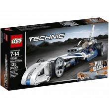 Klocki LEGO Technic 42033 Błyskawica