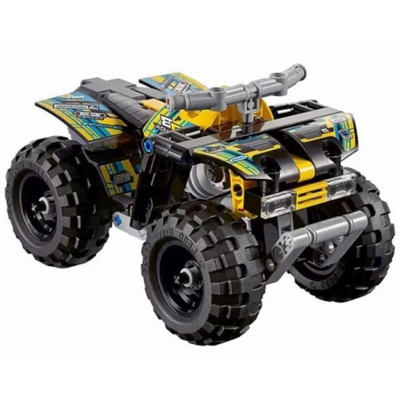 klocki lego technic 42034 quad pojazd sklep zabawkowy. Black Bedroom Furniture Sets. Home Design Ideas