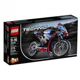 Klocki LEGO TECHNIC 42036 Miejski Motocykl
