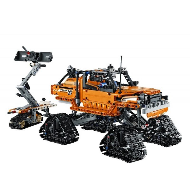Klocki Lego Technic 42038 łazik Arktyczny Sklep Zabawkowy Kimlandpl