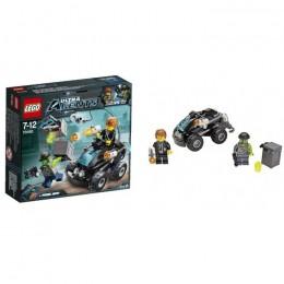 LEGO ULTRA AGENTS 70160 Pościg Quadem