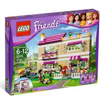 Klocki LEGO Friends 3315 Dom Olivii