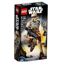 Klocki LEGO Star Wars  - Szturmowiec ze Scariff 75523