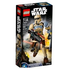 Klocki LEGO® Star Wars™  - Szturmowiec ze Scariff 75523