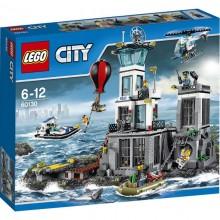LEGO City Policja - Więzienna Wyspa 60130