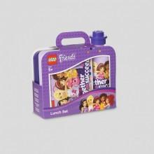 LEGO Pojemnik na śniadanie + bidon FRIENDS