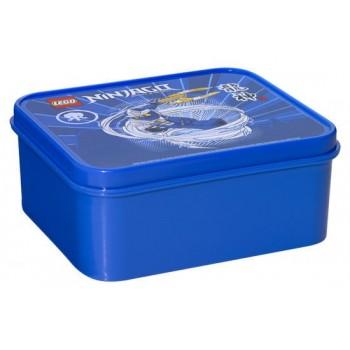 LEGO Pojemnik na śniadanie NINJAGO niebieski