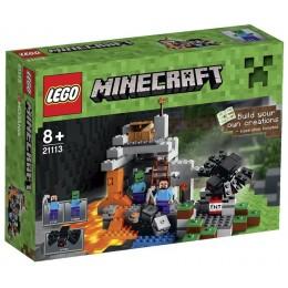 Klocki LEGO Minecraft 21113 Jaskinia