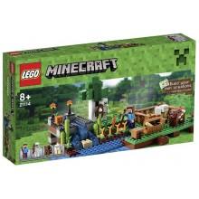 Klocki LEGO Minecraft 21114 Farma