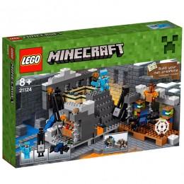 Klocki LEGO Minecraft 21124 Portal Kresu