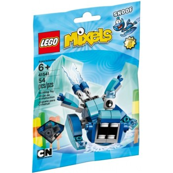 Klocki LEGO Mixels 41541 Seria 5 - Snoof