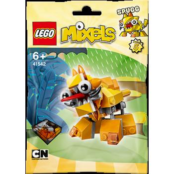 Klocki LEGO Mixels 41542 Seria 5 - Spugg