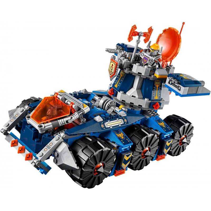 Конструктор Lego Nexo Knights Мэйси – Абсолютная сила 70331
