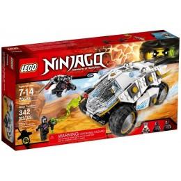 Klocki LEGO NINJAGO 70588 Samochód tytanowego ninja