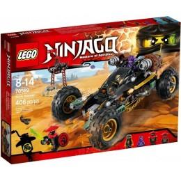 Klocki LEGO NINJAGO 70589 Pogromca skał