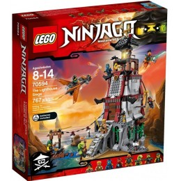 Klocki LEGO NINJAGO 70594 Bitwa o Latarnię