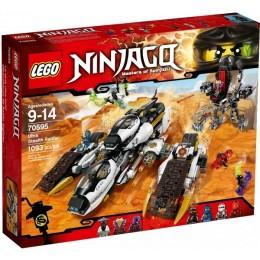 Klocki LEGO NINJAGO 70595 Niewykrywalny pojazd ninja