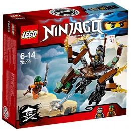 Klocki LEGO NINJAGO 70599 Smok Cole'a