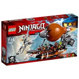 Klocki LEGO NINJAGO 70603 Piracki sterowiec