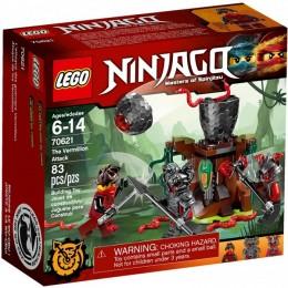 Klocki LEGO NINJAGO 70621 Atak Cynobru