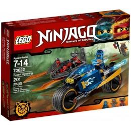 Klocki LEGO NINJAGO 70622 Pustynna Błyskawica