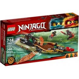 Klocki LEGO NINJAGO 70623 Cień Przeznaczenia