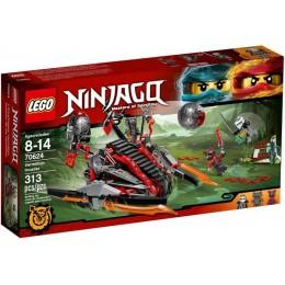Klocki LEGO NINJAGO 70624 Cynobrowy Najeźdźca